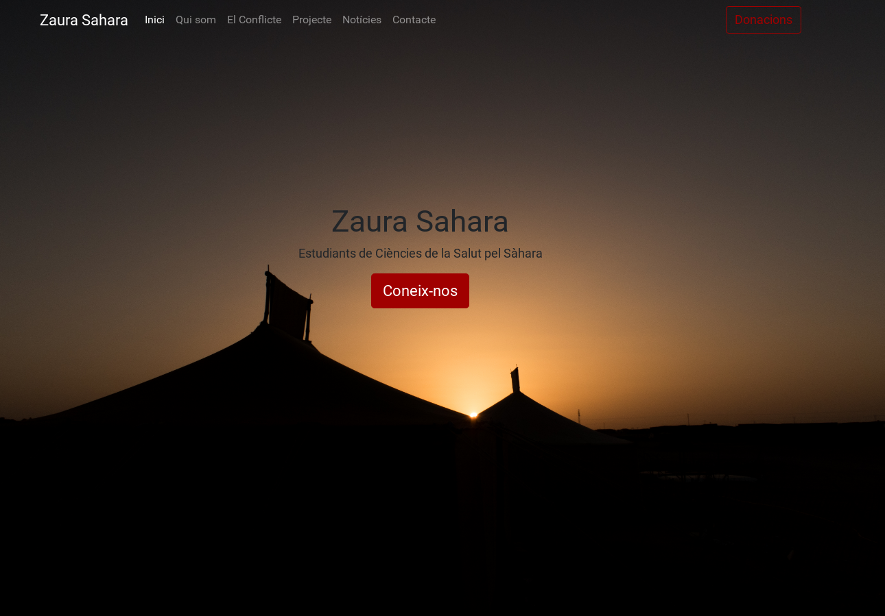 Nova web de Zaura